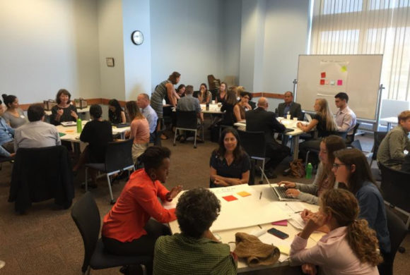 Overcoming Financial and Institutional Barriers to Local Adaptation Workshop on Oct. 21